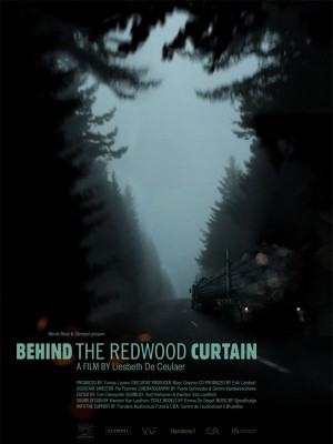 Behind the redwood curtain